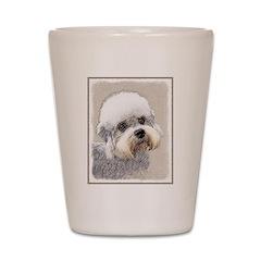 Dandie Dinmont Terrier Shot Glass