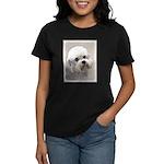 Dandie Dinmont Terrier Women's Dark T-Shirt