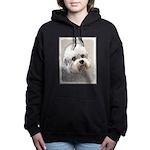 Dandie Dinmont Terrier Women's Hooded Sweatshirt