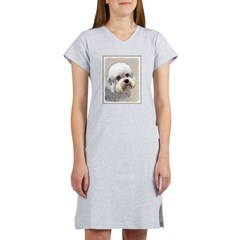 Dandie Dinmont Terrier Women's Nightshirt