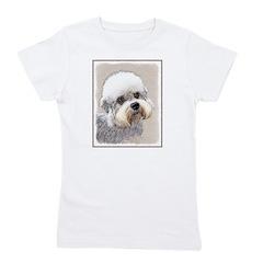 Dandie Dinmont Terrier Girl's Tee