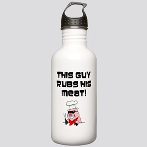 This Guy Rubs his Meat Stainless Water Bottle 1.0L