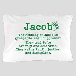 The Meaning of Jacob Pillow Case