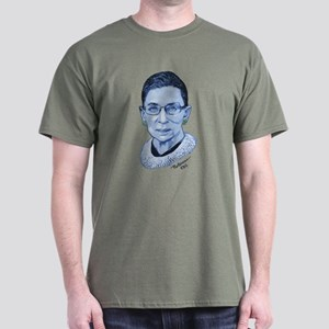Notorious RBG II Dark T-Shirt