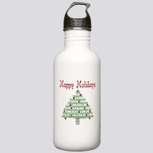 Genealogy NumbersTree. Stainless Water Bottle 1.0L