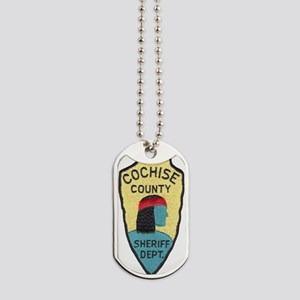Cochise County Sheriff Dog Tags