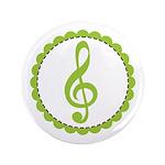 Music Treble Clef Gift 3.5
