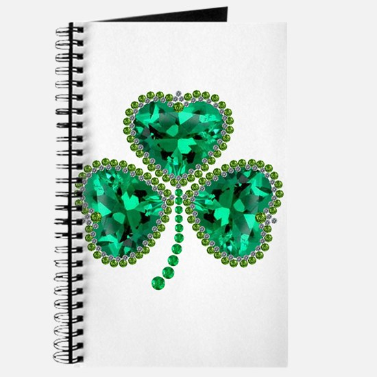 Cute St. patricks day Journal