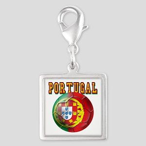 Portugal Soccer Futebol Charms
