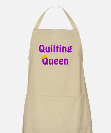 Queen of Quilting Apron