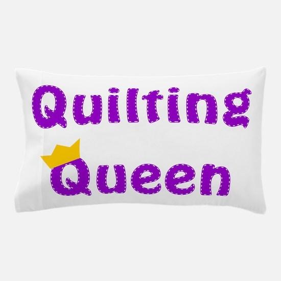 Queen of Quilting Pillow Case