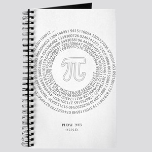 Pi day fashion theme Journal