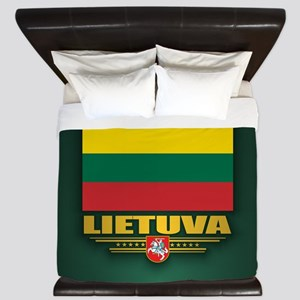 Lithuania King Duvet