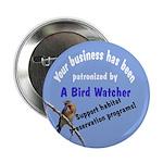 Birding Button (10 pack)