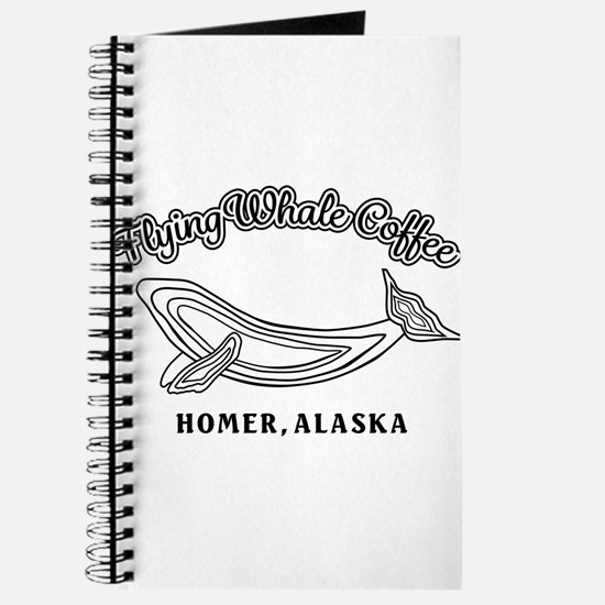 Flying Whale Coffee Journal