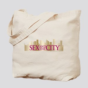 Sex and the City Skyline Tote Bag