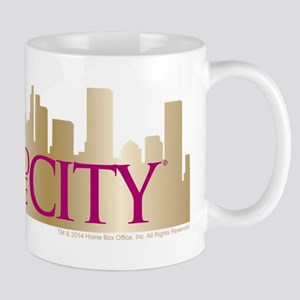 Sex and the City Skyline Mug
