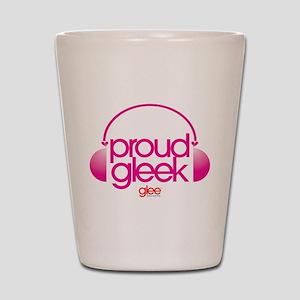 Proud Gleek Shot Glass
