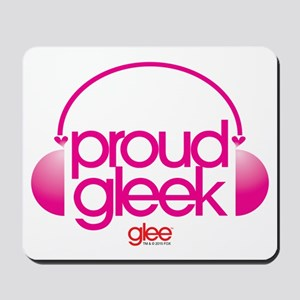 Proud Gleek Mousepad