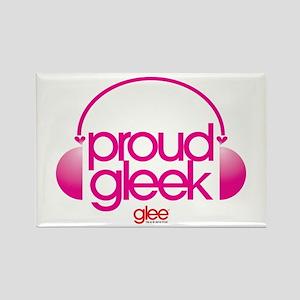 Proud Gleek Rectangle Magnet