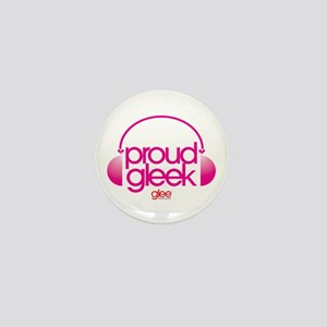 Proud Gleek Mini Button