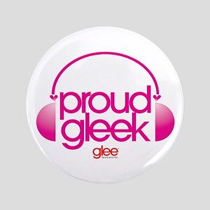 """Proud Gleek 3.5"""" Button"""