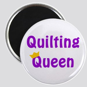Queen of Quilting Magnets