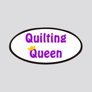 Queen of Quilting Patch