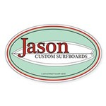Jason Custom Surfboards
