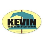 Kevin Hand Carved Surfboards