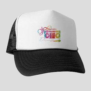Glee Boombox Trucker Hat