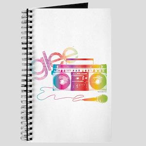 Glee Boombox Journal