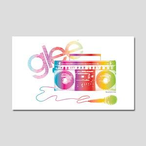 Glee Boombox Car Magnet 20 x 12