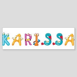 Karissa Bumper Sticker