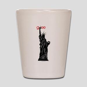 Statue of Libert-Glee Shot Glass
