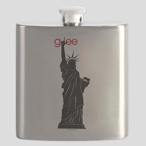 Statue of Libert-Glee Flask