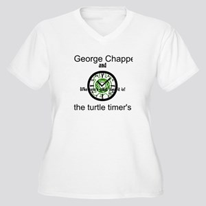 Turtle Time Tour Plus Size T-Shirt
