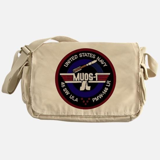 MUOS-1 Messenger Bag