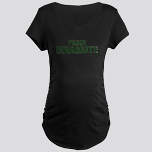 """Proud Surrogate"" Maternity Dark T-Shirt"