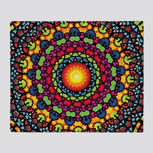 Warmth of a Thousand Suns Throw Blanket