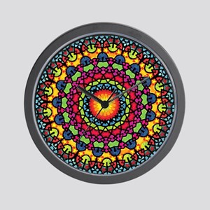 Warmth of a Thousand Suns Wall Clock