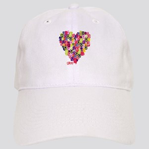 Glee Heart Cap
