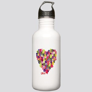 Glee Heart Stainless Water Bottle 1.0L