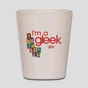Glee Photos Shot Glass