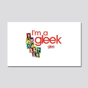 Glee Photos Car Magnet 20 x 12
