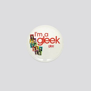 Glee Photos Mini Button