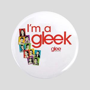 """Glee Photos 3.5"""" Button"""