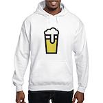 Beer Head Hooded Sweatshirt