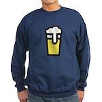 Beer Head Sweatshirt (dark)