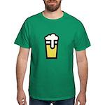 Beer Head Dark T-Shirt